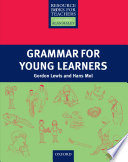 Grammar for Young Learners   Primary Resource Books for Teachers