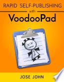 Rapid Self Publishing with VoodooPad