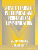 Service learning in Technical and Professional Communication
