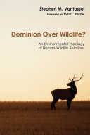 Book Dominion over Wildlife?