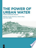The Power of Urban Water Book PDF
