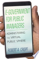 E Government for Public Managers