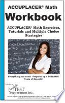 ACCUPLACER Math Workbook