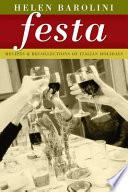 Festa Heritage When She Married Italian Writer Antonio
