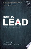 Book How to Lead