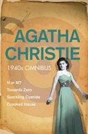 1940s Omnibus Book Cover