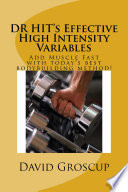 DR HIT s Effective High Intensity Variables