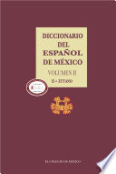 Diccionario del espa  ol de M  xico  Volumen 2