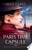 Paris Time Capsule Book PDF