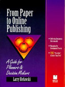 From Paper to Online Publishing