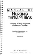 Manual of Nursing Therapeutics