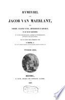 Rymbybel van Jacob van Maerlant
