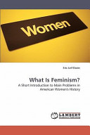 What Is Feminism  book