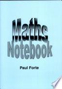 Maths Notebook