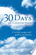 30 Days of Conviction Pdf/ePub eBook