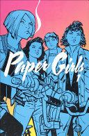 Paper Girls Vol. 01 Book Cover
