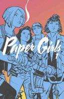 Paper Girls by Cliff Chiang