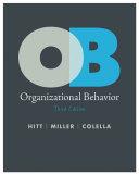 Organizational Behavior, 3rd Edition