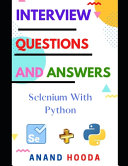 Frequently Asked Interview Questions And Answers Selenium With Python