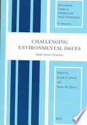 Challenging Environmental Issues book