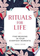 Rituals for Life Book PDF