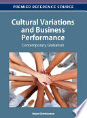 Cultural Variations and Business Performance  Contemporary Globalism