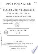 Suppl  ment au Dictionnaire de l Acad  mie fran  aise  6e   dition  publi  e en 1835  compl  ment de tous les dictionnaires fran  ais  anciens et modernes