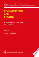 Biomechanics and Sports