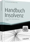 Handbuch Insolvenz Mit Arbeitshilfen Online