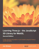 Learning Three Js The Javascript 3d Library For Webgl