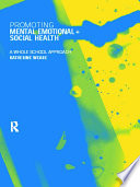 Promoting Mental  Emotional  and Social Health