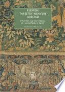 illustration du livre Flemish Tapestry Weavers Abroad