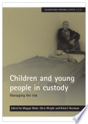 Children and Young People in Custody Has Seen Increases In The Numbers