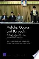 Mullahs  Guards  and Bonyads