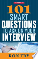 101 Smart Questions to Ask on Your Interview  4th Edition