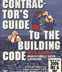 Contractor's Guide to the Building Code
