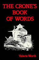 The Crone S Book Of Words