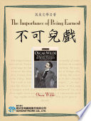 The Importance Of Being Earnest Pdf/ePub eBook