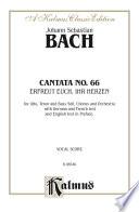 Cantata No  66    Erfreut euch  ihr Herzen  Rejoice  You Hearts