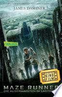 Maze Runner  Die Auserw  hlten   Im Labyrinth  Filmausgabe
