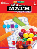 Practice  Assess  Diagnose  180 Days of Math for First Grade