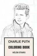 Charlie Puth Coloring Book