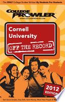 Cornell University 2012