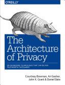 download ebook the architecture of privacy pdf epub