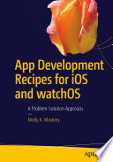 download ebook app development recipes for ios and watchos pdf epub