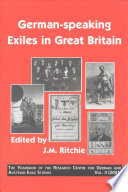 German-speaking Exiles in Great Britain