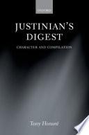 Justinian s Digest