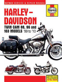 Harley Davidson Twin Cam 88  96 and 103 Models  99 to  10