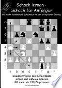 Schach lernen   Schach f  r Anf  nger