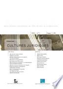 Cultures Juridiques